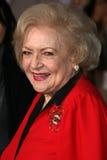 Betty White royalty-vrije stock foto