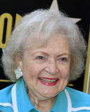 Betty White Royalty Free Stock Photography