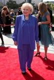 Betty White Photos libres de droits