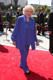 Betty White Images libres de droits