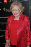 Betty White arkivbild