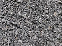 Betuminoso - carvão antracífero, carvão do nível superior fotos de stock