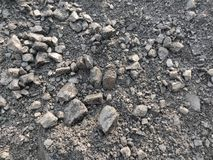 Betuminoso - carvão antracífero, carvão do nível superior imagem de stock