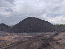 Betuminoso - carvão antracífero, carvão do nível superior imagens de stock royalty free