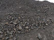 Betuminoso secundário - armazenagem de carvão betuminoso imagem de stock royalty free