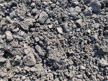 Betuminoso secundário - o carvão betuminoso está demasiado sujo fotografia de stock royalty free