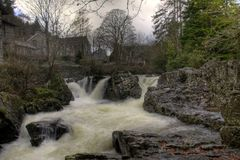 Betws-y-coed Royalty Free Stock Image