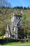 Betws y coed - Wales - Village church Stock Photos