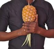 Betydelsen av frukt i mänsklig hälsa royaltyfri bild