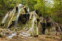 BeuÈ™niÈ-› ein Wasserfall Stockbilder