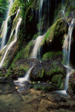 Beu waterfalls, Romania Royalty Free Stock Photo