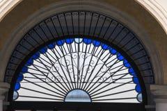 Beuatiful传统曲拱在古巴 库存照片