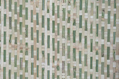 Beuatiful background of bamboo or rattan basket texture Royalty Free Stock Photography