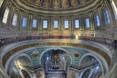 Beuatiful basilica Royalty Free Stock Image