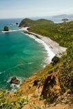 Beuatiful landscape of Machalilla National Park Royalty Free Stock Photo