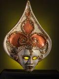 Beuaty Venetian mask Stock Image