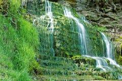 Beulah Spring Falls Arkivbild