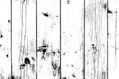 Beunruhigte hölzerne Planken überlagerten Beschaffenheit Auch im corel abgehobenen Betrag Hölzerner Korn-Hintergrund vektor abbildung