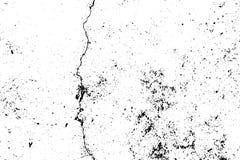 Beunruhigte und raue konkrete Bodenbeschaffenheit Gebrochene Beschaffenheit mit Korn und Flecken vektor abbildung