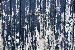 Beunruhigter blauer und weißer Hintergrund Lizenzfreies Stockfoto