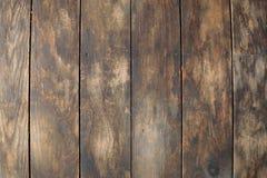Beunruhigter vertikaler hölzerner Planken-Dielen-Hintergrund Lizenzfreies Stockbild