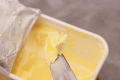 Beurre Photographie stock libre de droits