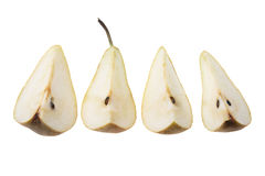 Beurre Bosc Pear Royalty Free Stock Images