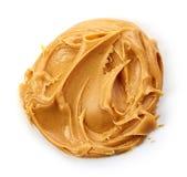Beurre d'arachide photographie stock