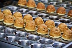 Beurre de gâteau de petit pain Image libre de droits