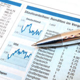 Beurs Stock Afbeelding