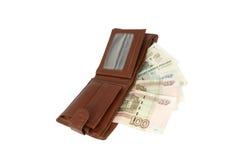 Beurs en geld Stock Afbeelding