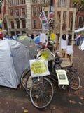 beursplein amsterdam занимает Стоковое Изображение RF