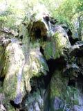 BeusniÅ£a, la cascata più spettacolare in Romania fotografie stock