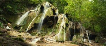 Beusnita waterfall Stock Images