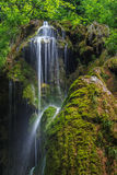 Beusnita waterfall Royalty Free Stock Photography