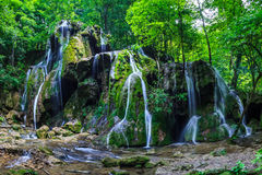 Beusnita waterfall Stock Image
