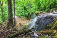 Beusnita Waterfall Royalty Free Stock Photography