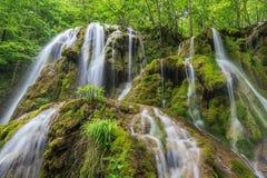 Beusnita Waterfall, Romania Stock Photography