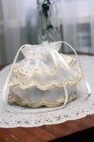 Beutel der Braut lizenzfreies stockfoto