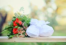 Beuten und rosafarbene Nahaufnahme lizenzfreies stockfoto