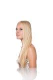 Beutiful blond woman Royalty Free Stock Photo