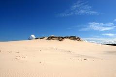 Beutiful desert Stock Photography