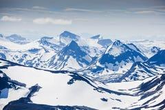 Beutiful mountain landscape. Jotunheimen National park. Norway Stock Image