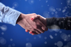 A beutiful picture of hands. A beutiful picture of teamwork and friendship Stock Image