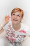beuty γυναίκες Στοκ εικόνες με δικαίωμα ελεύθερης χρήσης