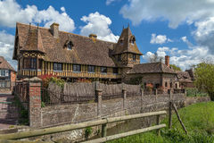 Beuvron-en-Auge, France Royalty Free Stock Image