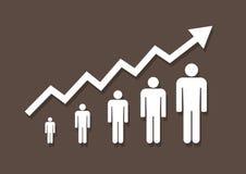 bevölkerung Lizenzfreie Stockbilder