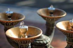 Beva dell'acqua immagine stock libera da diritti