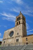 Bevagna Church Umbria Italy Royalty Free Stock Image