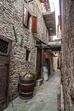 Bevagna. Gaite Market - Old town of Bevagna - Perugia Royalty Free Stock Photo